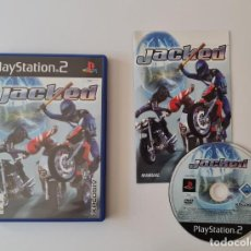 Videojuegos y Consolas: JUEGO PS2 JACKED. Lote 289521278