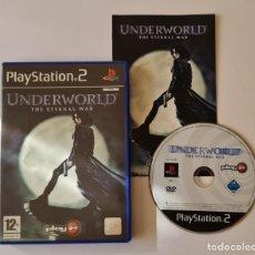 Videojuegos y Consolas: JUEGO PS2 UNDERWORLD: THE ETERNAL WAR. Lote 289521463