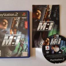 Videojuegos y Consolas: JUEGO PS2 MISSION IMPOSSIBLE OPERATION SURMA. Lote 289521533
