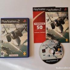 Videojuegos y Consolas: JUEGO PS2 ACE COMBAT: SQUADRON LEADER. Lote 289521658