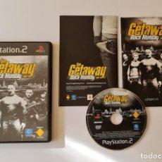Videojuegos y Consolas: JUEGO PS2 THE GETAWAY: BLACK MONDAY. Lote 289521853