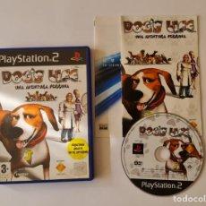 Videojuegos y Consolas: JUEGO PS2 DOG'S LIFE. Lote 289522008