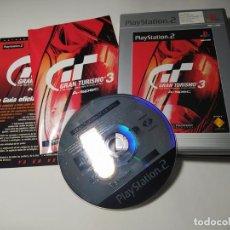 Videojuegos y Consolas: GRAN TURISMO 3 A-SPEC ( PS2 - PAL - ESP) (T4). Lote 289887428