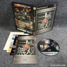 Videojuegos y Consolas: SHIN SANGOKU MUSOU JAP SONY PLAYSTATION 2 PS2. Lote 289938848