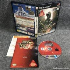 Videojuegos y Consolas: MONSTER HUNTER 2 JAP SONY PLAYSTATION 2 PS2. Lote 289938853