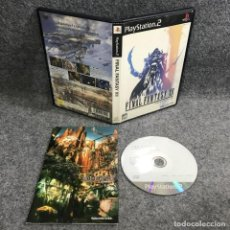 Videojuegos y Consolas: FINAL FANTASY XII JAP SONY PLAYSTATION 2 PS2. Lote 289938888