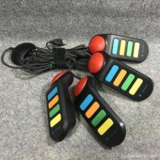 Videojuegos y Consolas: BUZZERS SONY PLAYSTATION 2 PS2. Lote 289938903