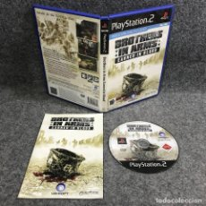 Videojuegos y Consolas: BROTHERS IN ARMS EARNED IN BLOOD SONY PLAYSTATION 2 PS2. Lote 289938908