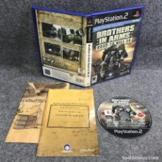 Videojuegos y Consolas: BROTHERS IN ARMS ROAD TO HILL 30 SONY PLAYSTATION 2 PS2. Lote 289938923