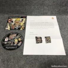 Videojuegos y Consolas: BUZZ HOLLYWOOD+DISCULPAS RARO SONY PLAYSTATION 2 PS2. Lote 289938943