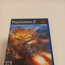 Videojuegos y Consolas: JAX X PS2, SIN MANUAL MINIMAS SEÑALES EL CD. Lote 293297923