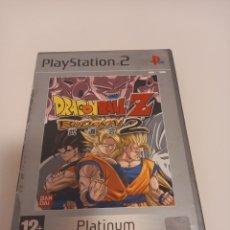 Videojuegos y Consolas: DRAGON BALL Z BUDOKAI 2, PS2 SIN MANUAL NO PROBADO LEVE ARAÑAZOS. Lote 293299418