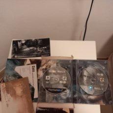 Videojuegos y Consolas: SILENT HILL 2 EDICION CAJA DE CARTON COMPLETO CON MANUAL Y CD WN BUEN ESTADO LA CAJA DESPERFECTO. Lote 293304558