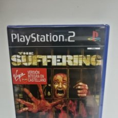 Videojogos e Consolas: PS2 PLAYSTATION THE SUFFERING NUEVO/PRECINTADO. Lote 293491463