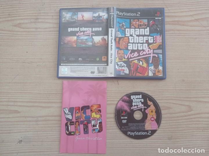 JUEGO PLAYSTATION 2 - PS2 - GRAND THEFT AUTO - VICE CITY (Juguetes - Videojuegos y Consolas - Sony - PS2)