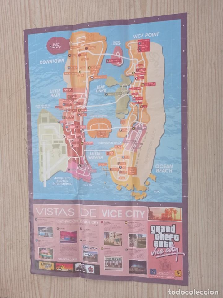 Videojuegos y Consolas: Juego Playstation 2 - PS2 - Grand Theft Auto - Vice City - Foto 3 - 293645318