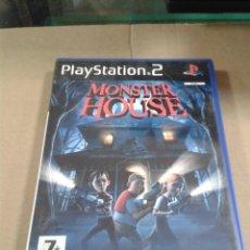 Videojuegos y Consolas: MONSTER HOUSE - PLAYSTATION 2. Lote 293957523