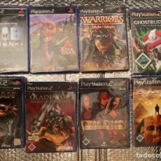 Videojuegos y Consolas: VARIOS PS2 PAL **LEER TEXTO**. Lote 293959693
