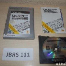 Videojuegos y Consolas: PS2 - WRC , PAL ESPAÑOL , COMPLETO. Lote 294000238