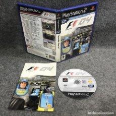 Videojuegos y Consolas: FORMULA ONE 04 SONY PLAYSTATION 2 PS2. Lote 295382683