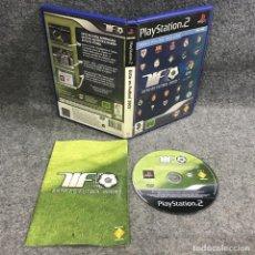 Videojuegos y Consolas: ESTO ES FUTBOL 2005 SONY PLAYSTATION 2 PS2. Lote 295382688