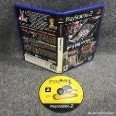 Videojuegos y Consolas: PINBALL FUN SONY PLAYSTATION 2 PS2. Lote 295382693