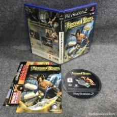 Videojuegos y Consolas: PRINCE OF PERSIA LAS ARENAS DEL TIEMPO SONY PLAYSTATION 2 PS2. Lote 295382698