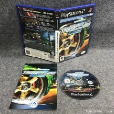 Videojuegos y Consolas: NEED FOR SPEED UNDERGROUND 2 SONY PLAYSTATION 2 PS2. Lote 295382713