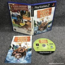 Videojuegos y Consolas: COLEGAS EN EL BOSQUE SONY PLAYSTATION 2 PS2. Lote 295382748