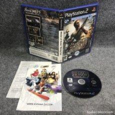 Videojuegos y Consolas: MEDAL OF HONOR RISING SUN SONY PLAYSTATION 2 PS2. Lote 295382768