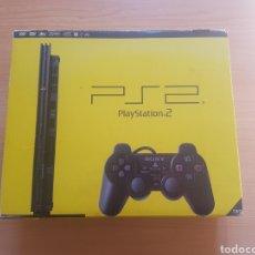 Videojuegos y Consolas: CAJA PLAYSTATION 2 PS2 SONY. Lote 295788963