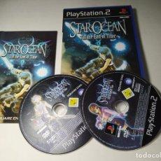 Videojogos e Consolas: STAR OCEAN - TILL THE END OF TIME ( PS2 - PAL - ESP) (2). Lote 295847033