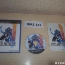 Videojuegos y Consolas: PS2 - FINAL FANTASY XII , PAL ESPAÑOL , COMPLETO. Lote 295926513