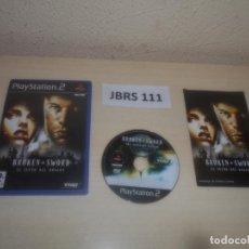 Videojuegos y Consolas: PS2 - BROKEN SWORD - EL SUEÑO DEL DRAGON , PAL ESPAÑOL , COMPLETO. Lote 295926793