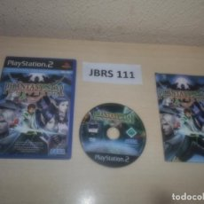 Videojuegos y Consolas: PS2 - PHANTASY STAR UNIVERSE , PAL ESPAÑOL , COMPLETO. Lote 295926953
