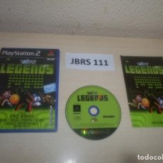 Videojuegos y Consolas: PS2 - TAITO LEGENDS , PAL ESPAÑOL , COMPLETO. Lote 295927023
