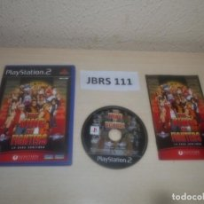 Videojuegos y Consolas: PS2 - THE KING OF FIGTHERS 2000-2001 , PAL ESPAÑOL , COMPLETO. Lote 295927153
