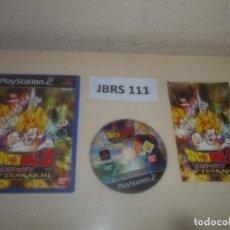 Videojuegos y Consolas: PS2 - DRAGON BALL Z BUNDOKAI TENKAICHI , PAL ESPAÑOL , COMPLETO. Lote 295927243