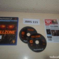Videojuegos y Consolas: PS2 - KILLZONE , PAL ESPAÑOL , COMPLETO. Lote 295927503