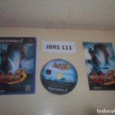 Videojuegos y Consolas: PS2 - ONIMUSHA 3 , PAL ESPAÑOL , COMPLETO. Lote 295927583