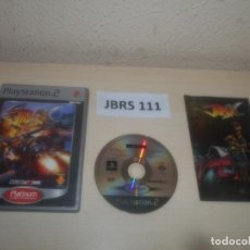 Videojuegos y Consolas: PS2 - JAK X , PAL ESPAÑOL , COMPLETO. Lote 295927853