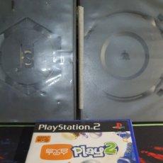 Videojuegos y Consolas: SONY PS2 EYE TOY PLAY 2. Lote 296796643