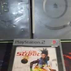 Videojuegos y Consolas: SONY PS2 FIFA STREET. Lote 296797648
