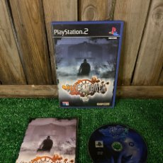 Videojuegos y Consolas: CLOCK TOWER 3 PS2 COMPLETO PAL ESPAÑA ESTADO COLECCIONISTA. Lote 296914143