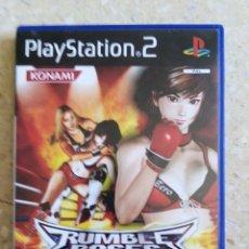 Videojuegos y Consolas: JUEGO TRUMBLE ROSES PS2 PLAY STATION 2 PAL ITALIA. Lote 296958818