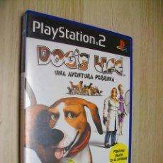 Videojuegos y Consolas: DOG'S LIFE JUEGO PARA SONY PS2. Lote 297074043