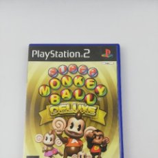 Videojuegos y Consolas: MONKEY BALL DELUXE PS2. Lote 297098323