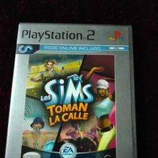 Videojuegos y Consolas: PLAYSTATION 2 - LOS SIMS: TOMAN LA CALLE - PLATINUM. Lote 297118748