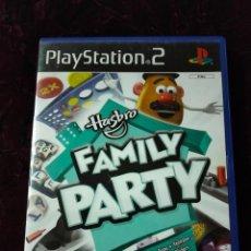 Videojuegos y Consolas: PLAYSTATION 2 -FAMILY PARTY. Lote 297119198