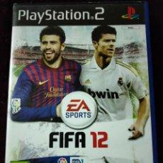 Videojuegos y Consolas: PLAYSTATION 2 -FIFA 12. Lote 297119278